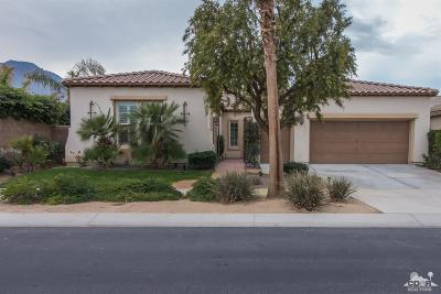 La Quinta Single Family Home For Sale: 60335 Desert Rose Drive