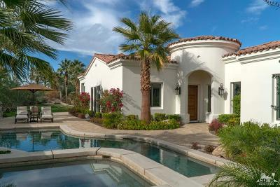 Indian Wells Single Family Home Contingent: 76054 Via Saturnia