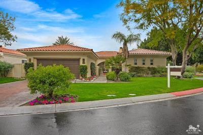 Rancho Mirage Single Family Home For Sale: 404 Loch Lomond Road