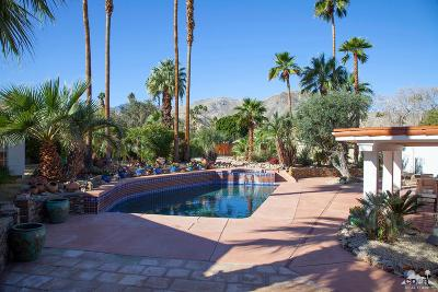 Palm Desert Single Family Home Contingent: 73069 Ironwood Street