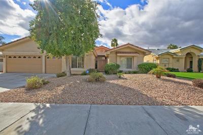 Palm Desert Single Family Home For Sale: 73441 Terraza Drive