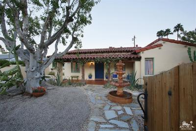 Palm Springs Single Family Home For Sale: 576 S Vista Oro