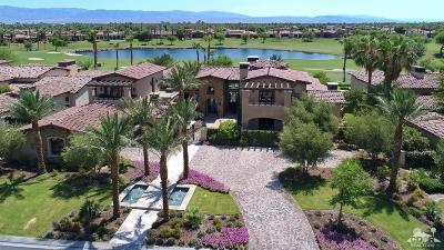 Single Family Home For Sale: 53452 Via Palacio
