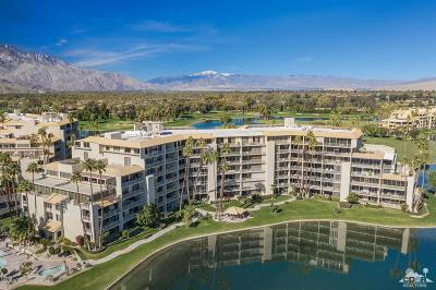 Rancho Mirage Condo/Townhouse Contingent: 900 Island Drive #604