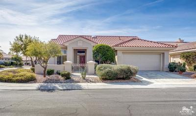 Sun City Single Family Home Contingent: 78319 Moongold Road