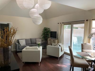 Rancho Mirage Condo/Townhouse For Sale: 71945 Eleanora Lane