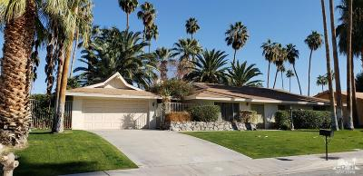 Palm Springs Single Family Home For Sale: 1320 S San Mateo Drive