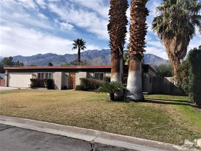 Palm Springs Single Family Home For Sale: 2297 N Magnolia Road