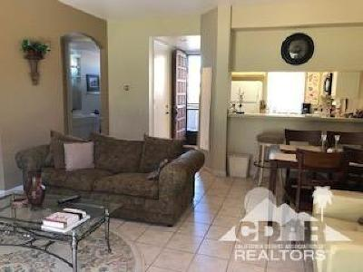 Cathedral City Condo/Townhouse For Sale: 67323 Chimayo