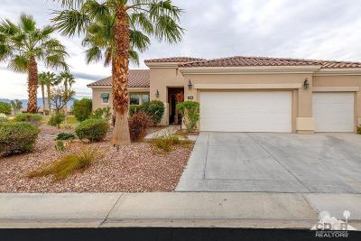 Indio Single Family Home For Sale: 80811 Camino San Lucas