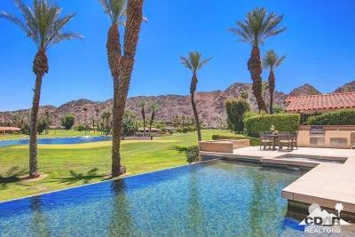 Indian Wells C.C. Single Family Home Contingent: 46610 Quail Run Drive