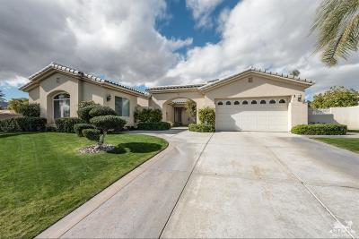 Rancho Mirage Single Family Home Sold: 1 Crown Court