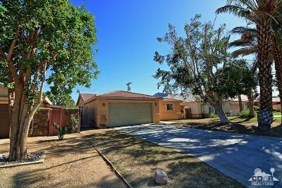 La Quinta Cove Single Family Home For Sale: 51390 Avenida Carranza