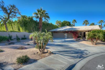 La Quinta Single Family Home Contingent: 78750 Nolan Circle
