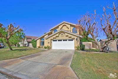 La Quinta Single Family Home For Sale: 78600 Via Melodia