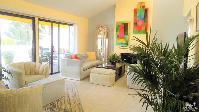 Palm Desert Condo/Townhouse For Sale: 72780 Sage Court