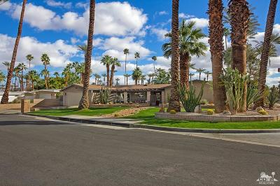 Rancho Mirage Single Family Home For Sale: 37222 Ferber Drive