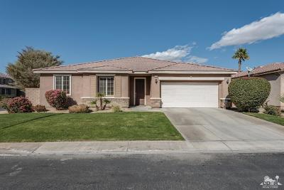 Indio Single Family Home For Sale: 82266 Padova Dr