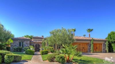 Rancho Mirage Single Family Home Sold: 72733 Verbenia Road