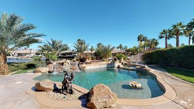 Lake La Quinta Single Family Home For Sale: 47698 Caleo Bay Drive