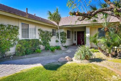 La Quinta Single Family Home For Sale: 44215 Goldenrod Cir