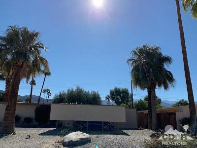 Palm Desert Single Family Home For Sale: 74459 Chicory Street