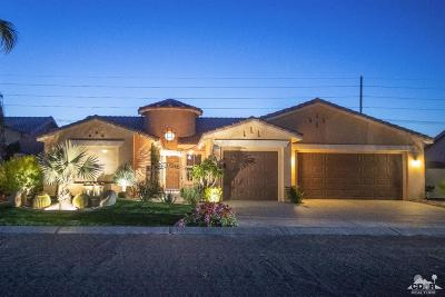Indio Single Family Home For Sale: 47739 Calle Hermosa