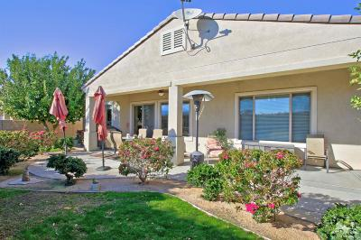 Sun City Shadow Hills Single Family Home Contingent: 81369 Camino Los Milagros