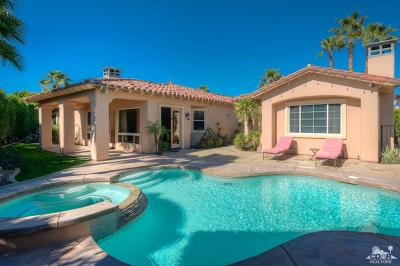 Rancho Mirage Single Family Home For Sale: 15 Porto Cielo Court