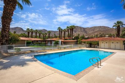 Rancho Mirage Condo/Townhouse For Sale: 70320 Camino Del Cerro