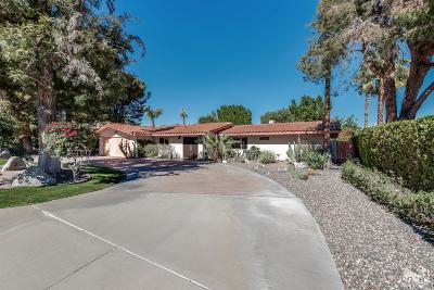 Palm Desert Single Family Home For Sale: 73360 Broken Arrow Trail