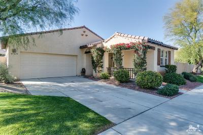 La Quinta Single Family Home For Sale: 47875 Rosemary Street