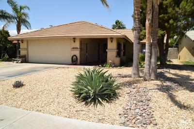 Cathedral City Single Family Home For Sale: 30625 Avenida Juarez