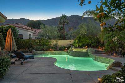 La Quinta Single Family Home Contingent: 50075 Malaga Court