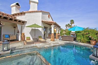 La Quinta Single Family Home For Sale: 57914 Santa Rosa Trail