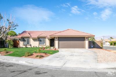 Indio Single Family Home For Sale: 81592 Santa Clara Ct