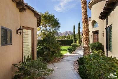 La Quinta Single Family Home For Sale: 57565 Santa Rosa