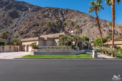 Indian Wells C.C. Single Family Home For Sale: 46705 Quail Run Drive