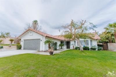 Bermuda Dunes Single Family Home Contingent: 41711 Jamaica Sands Drive