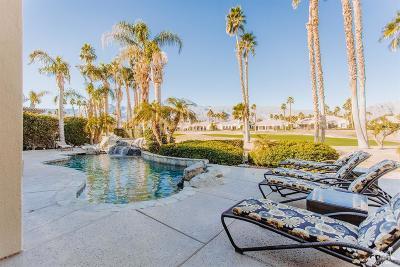 La Quinta Single Family Home For Sale: 81150 Golf View Drive