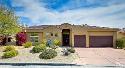Palm Desert Single Family Home Contingent: 41800 Hogan Drive