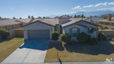 Indio Single Family Home For Sale: 80425 Burnley Lane