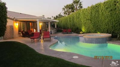 Indio Single Family Home For Sale: 82400 Cantor Circle