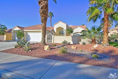 La Quinta Single Family Home Contingent: 45455 Desert Eagle Court