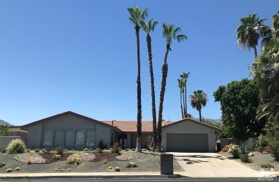 Palm Desert Single Family Home For Sale: 73315 Haystack
