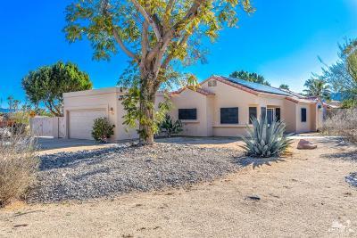 Palm Desert Single Family Home For Sale: 44700 Santa Anita Avenue