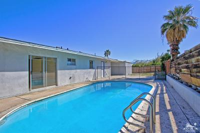 Palm Springs Single Family Home For Sale: 2399 N Blando Road