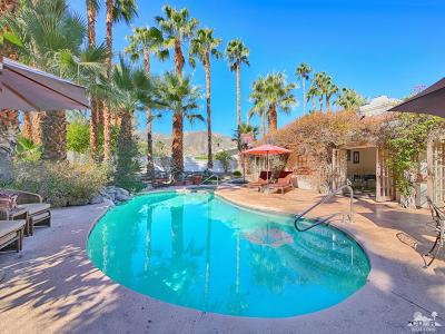 Palm Desert Single Family Home For Sale: 72873 Willow Street