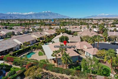 Palm Desert Single Family Home For Sale: 35410 Crescendo Circle