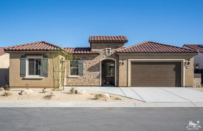Rancho Mirage Single Family Home For Sale: 14 Pinotage